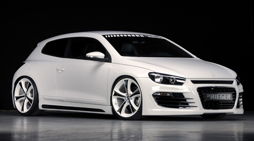 rieger vw scirocco seitenschweller new style audi tuning. Black Bedroom Furniture Sets. Home Design Ideas